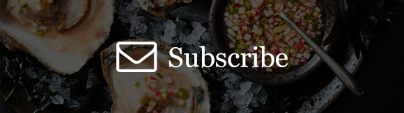 Subscribe to our mailing list to receive news and special offers